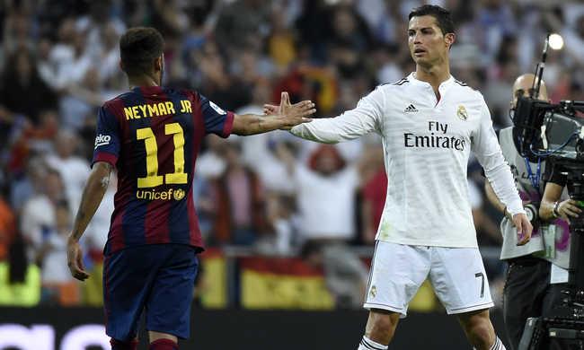 Cristiano Ronaldo és Neymar törvényt sértett