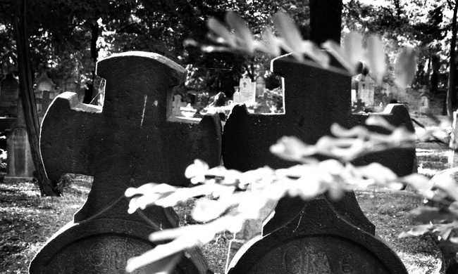 200 ember verekedett össze egy temetőben