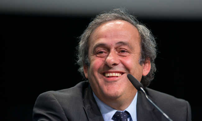 Platini: én vagyok a legalkalmasabb a FIFA vezetésére