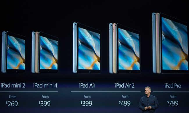 Egyre kevesebb iPadet adnak el, mégis örülhet az Apple