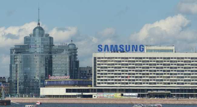 Szárnyal a Samsung