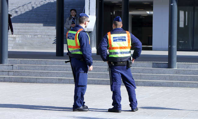 Aluljáróban akart rabolni, szabadnapos rendőr fogta el