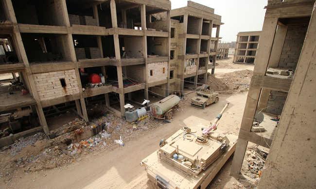 Másfél milliárd dollárból kezelnék a terroristák okozta humanitárius válságot