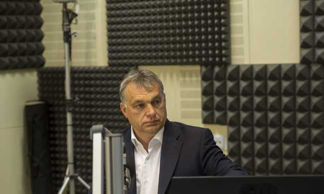 Orbán Viktor a migrációról: nagy bajban vagyunk