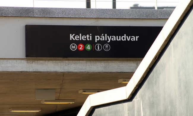 A Keleti pályaudvaron gázolt el a vonat egy nénit