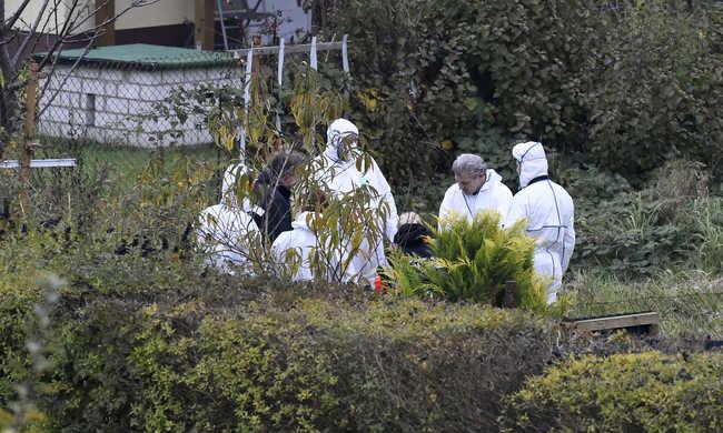 Két kisfiút is megölt a férfi