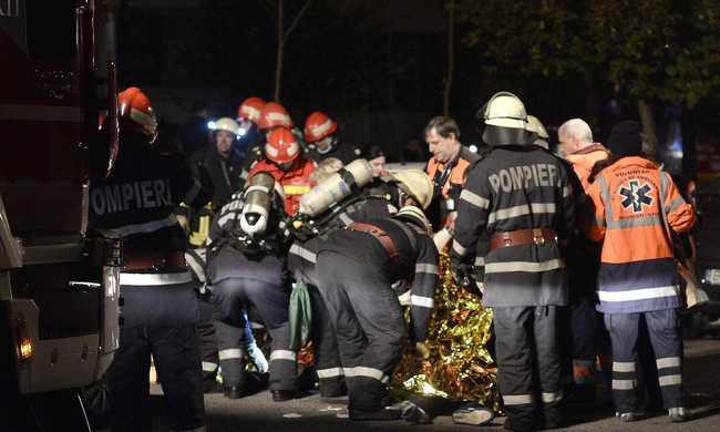 Bukaresti tűzvész: újabb két halott
