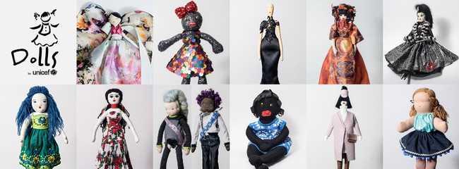 Elképesztő divatbabák a gyerekekért