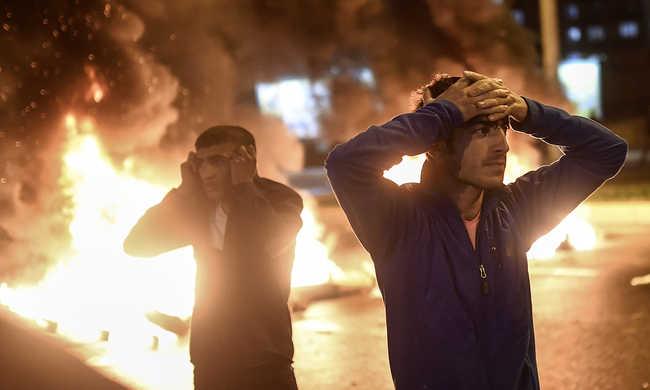 Kockáztatott és nagyot nyert a kormánypárt Törökországban