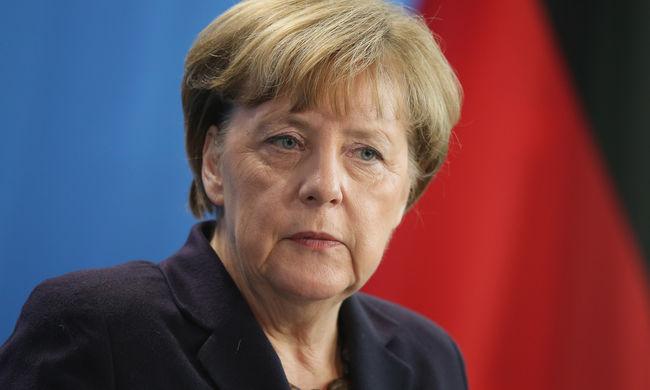 Merkel: európai érdek, hogy a migránsok Törökországban maradjanak