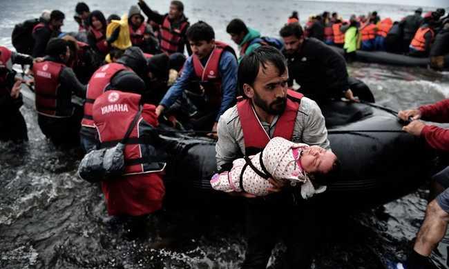 Rekordmennyiségű migráns érkezett Európába
