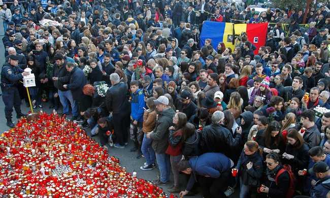 Már a kormány ellen tüntettek Bukarestben