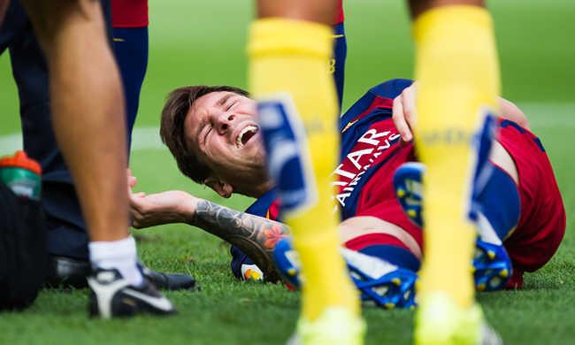 Messi sérülése durvább, mint gondolták