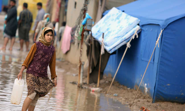 A nők nagyobb veszélyben vannak a klímaváltozás miatt, mint a férfiak