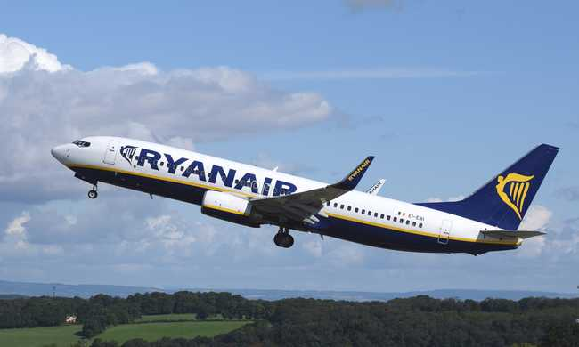 Műszaki hiba miatt 2,5 órát késett a pesti Ryanair-gép