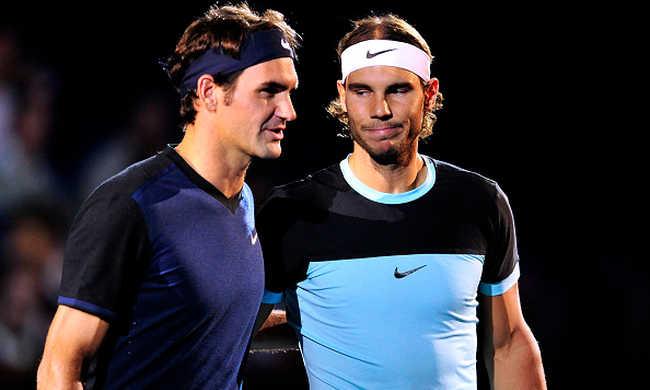 Nadal megunta Federert