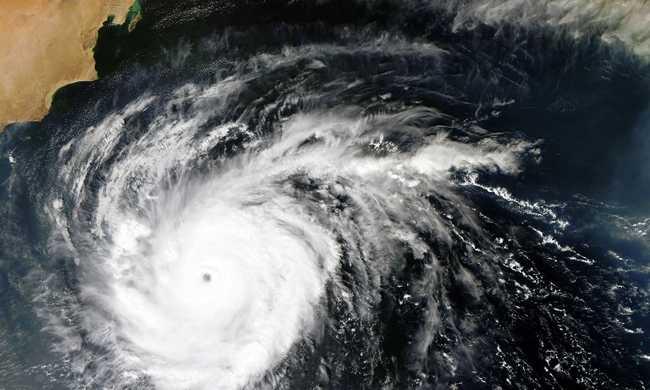 Pusztító vihar csapott le