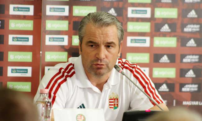 Storck elárulta, hogy mi a cél a horvátok elleni meccsen