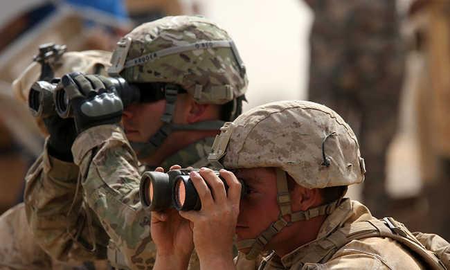 Nem harcolni mennek az amerikai katonák Szíriába