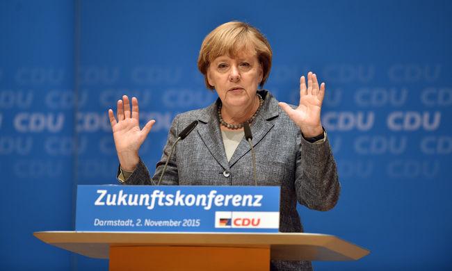 Angela Merkel: háború is lehet