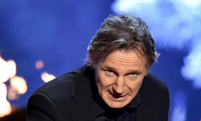 """Liam Neeson játssza a """"Mély torok"""" néven ismert FBI hírszerzőt"""