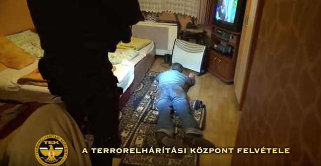 Kommandósok fogták el: drága festményeket lopott