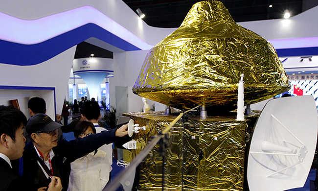 Kína 2020-ra meghódítaná a Marsot