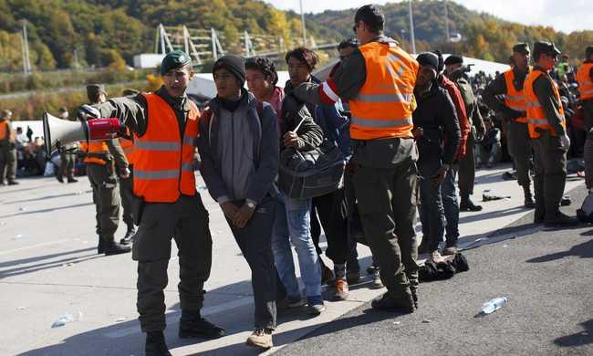 Salzburg megtelt migránsokkal