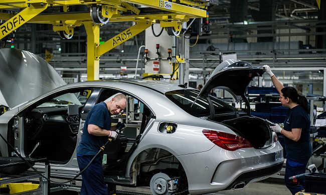 Nő a magyar ipar