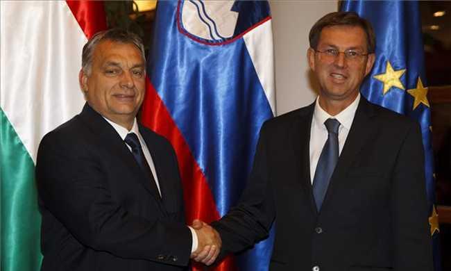 Orbán: a történelem ismét ránk rúgta az ajtót