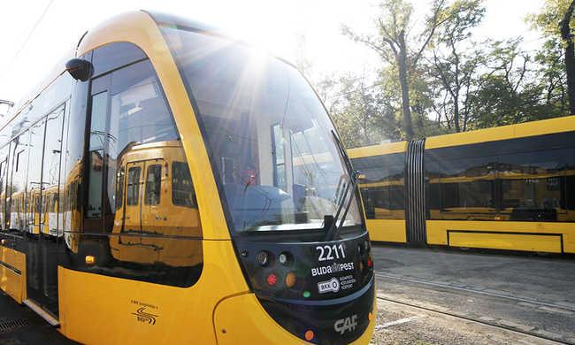 Mától változik több villamos és busz menetrendje