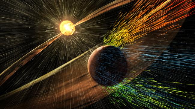 Így tette a napszél lakhatatlanná a Marsot - videó