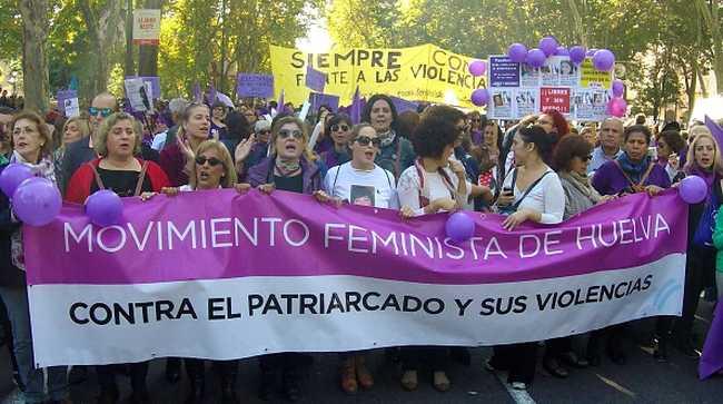 Húszezren tiltakoztak a nőkkel szembeni erőszak ellen