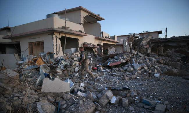 Tízezreket fenyeget éhezés az ostromolt városban