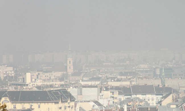 Rosszabb lett a helyzet, már ezeken a magyar településeken is egészségtelen a levegő