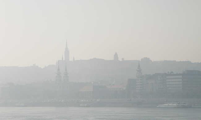 Évente 5,5 millió ember hal meg a szennyezett levegő miatt