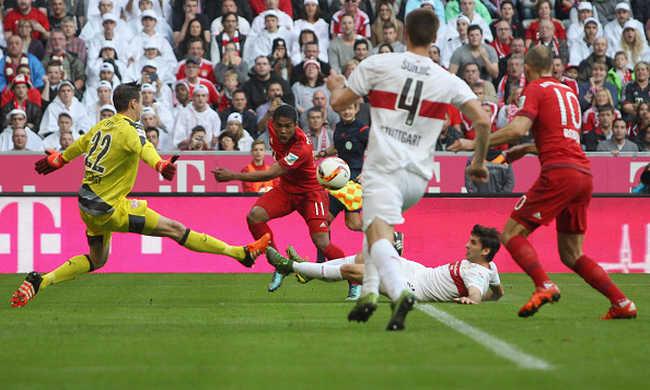 Számolni is nehéz a Bayern München rekordjait