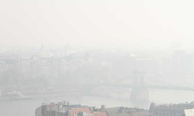 Rossz hírek érkeztek a levegő minőségéről, nem javult a helyzet