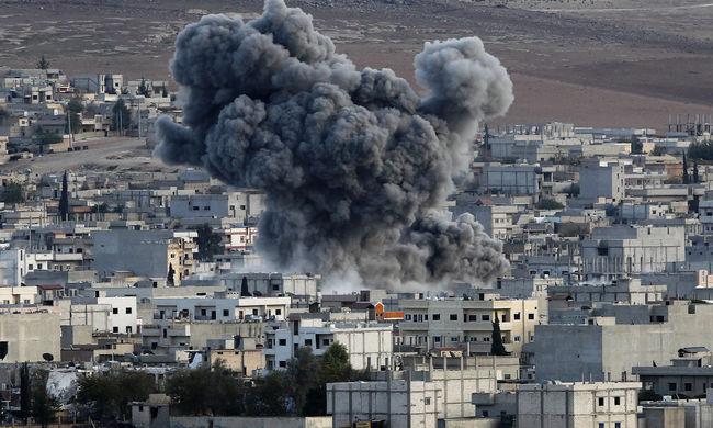 250 terroristát öltek meg amerikai légicsapások