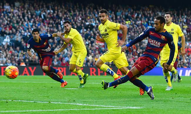 Neymar szenzációs gólt lőtt, nyert a Barcelona - videókkal