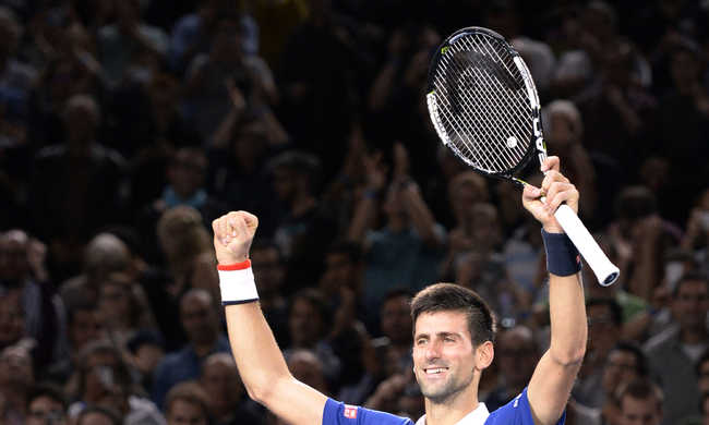 Djokovics nyert Párizsban