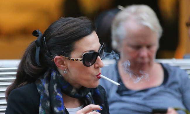 A magyar nőknél csak a görög nők dohányoznak többet