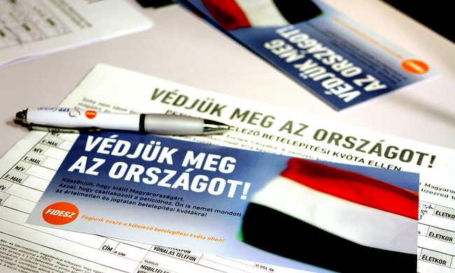 Jogi szakértő: nem számít, mi lesz a betelepítési kvótáról szóló népszavazás eredménye