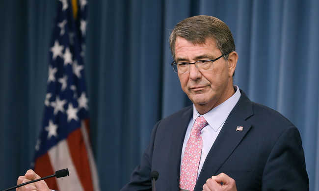 Bejelentés nélkül ment Bagdadba az amerikai védelmi miniszter tárgyalni
