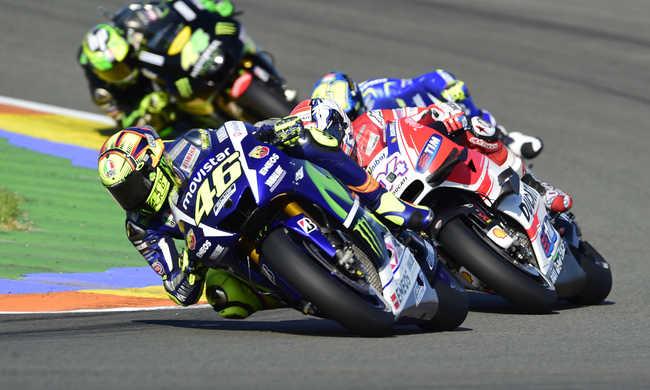 MotoGP: Nem sikerült a csoda Rossinak, Lorenzo világbajnok