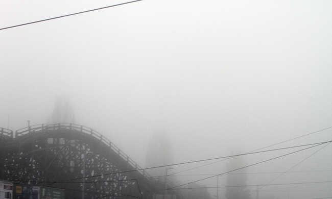 Vége a szmogriadónak, de hatalmas a köd