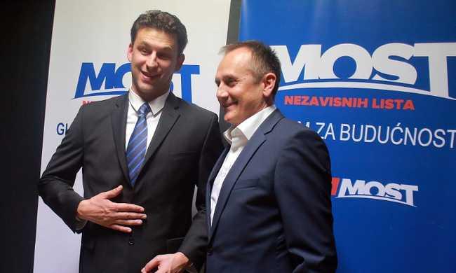 Döntetlen lett a horvát választás
