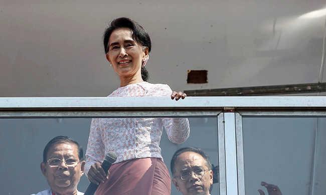 Magabiztosan győzött az ellenzék a mianmari választásokon