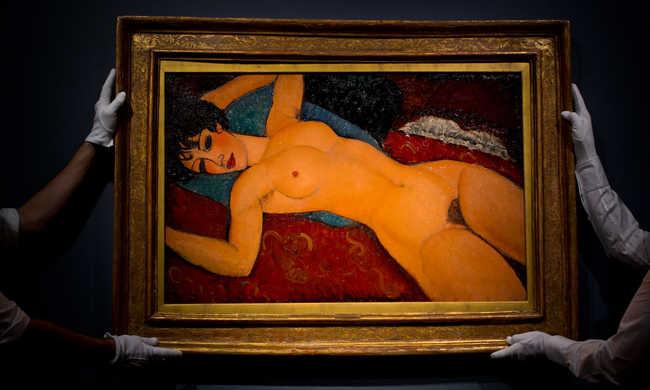 Egy kínai 50 milliárdot fizetett egy festményért