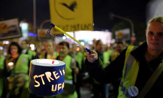 Betiltották a Lufthansa-sztájkot